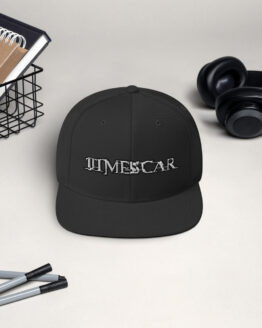Metal Merch TimeScar Hat