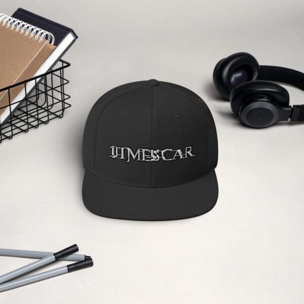 Metal Merch TimeScar Hat
